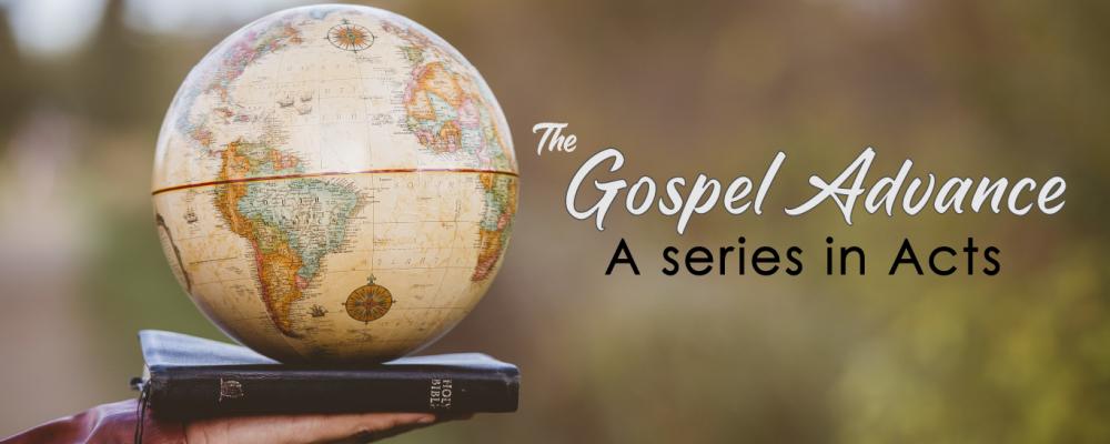 gospel globe church art